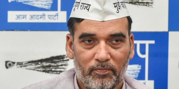 AAP नेता गोपाल राय ने बताया- आखिर क्यों लांच किया आइ लव केजरीवाल अभियान