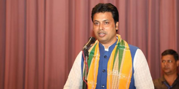 We can't build New India without staying healthy and fit: Tripura CM