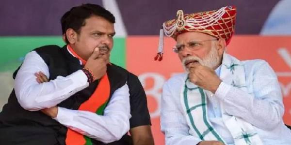 महाराष्ट्र : बीजेपी-शिवसेना की एक बार फिर सरकार बनने के संकेत