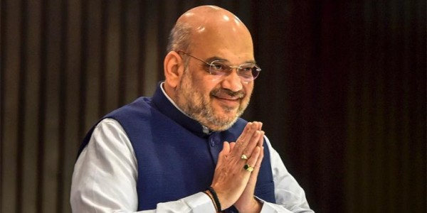 Amit Shah launches BJP membership drive in Telangana