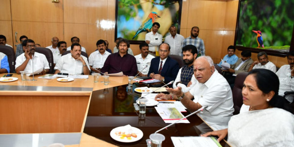 Team formed by BJP to Probe Who Leaked CM Yediyurappa Audio Clip