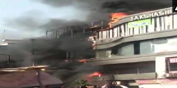 गुजरातः सूरत की इमारत में भीषण आग, 15 लोगों की मौत; पीएम मोदी ने जताई संवेदना