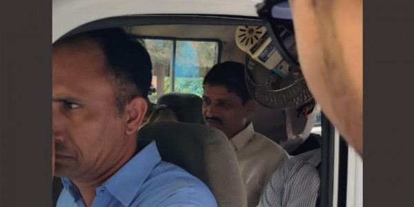 महाराष्ट्र में भाजपा विधायक चरण वाघमारे गिरफ्तार, महिला पुलिसकर्मी से किया था दुर्व्यवहार