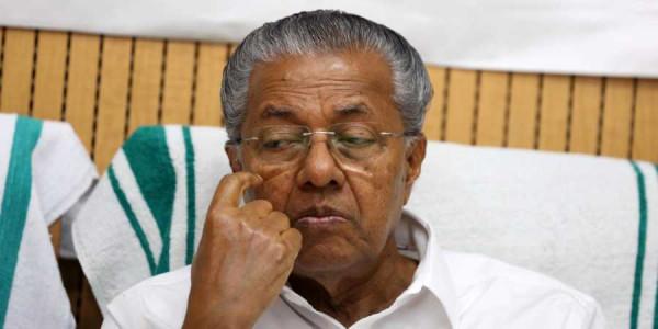 Pinarayi slams Chennithala for calling Shankar Rai a fake Hindu