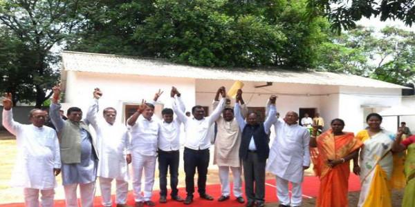 राष्ट्रपति चुनावः कई विधायकों और मंत्रियों ने किया मतदान