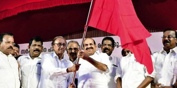 Call for platform of Left forces