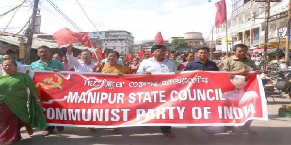 Demand to declare Manipur drought-hit heightens