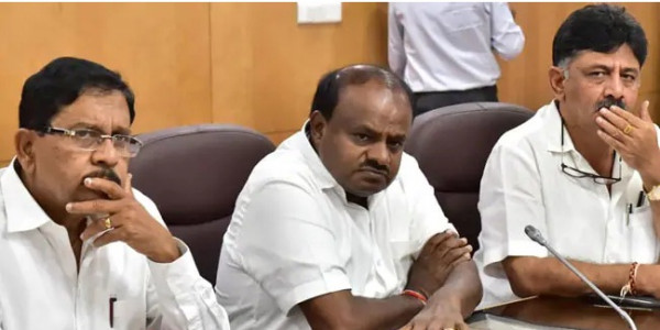 """Karnataka Government """"Diverted"""" Rs. 50 Crore To Congress Fund: BJP Member"""