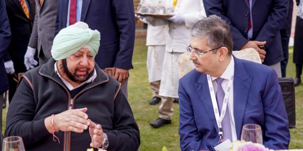 मुख्यमंत्री ने किया उद्योग और निवेशकों के लिए पंजाब में सुरक्षित और स्थिर माहौल का वादा