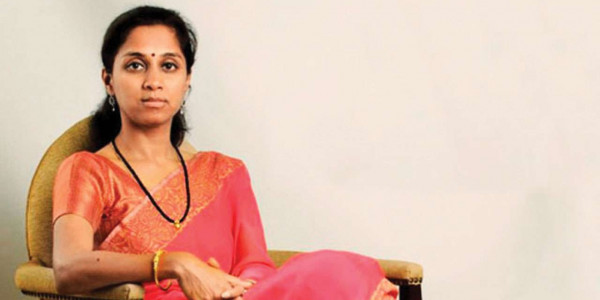 Supriya Sule was harassed by a taxi driver!