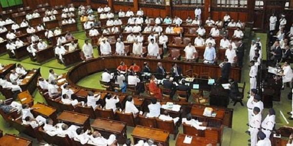 9 Congress, 3 BJP legislators skip Karnataka joint session