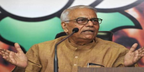 सिर्फ वित्त मंत्री अरुण जेटली ही नहीं बीजेपी के सभी नेताओं का विजय माल्या से हैं संबंध: यशवंत सिन्हा