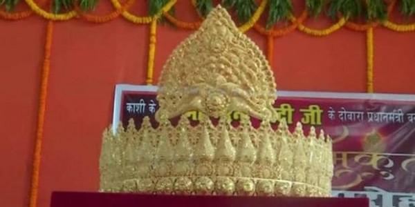 69 साल के हुए PM मोदी, वाराणसी के मंदिर में चढ़ाया गया सोने का मुकुट