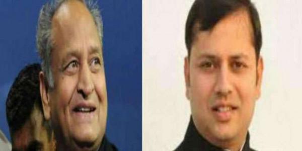 अब क्रिकेट की राजनीति में उतरेंगे सीएम अशोक गहलोत के पुत्र वैभव