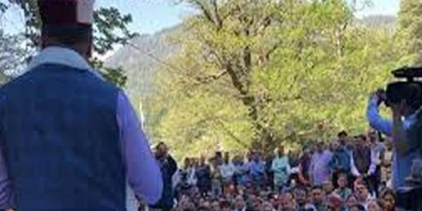 हिमाचल में सजा जनमंच, लोगों तक पहुंची सरकार