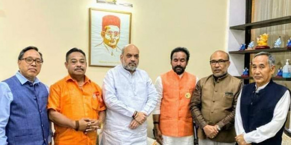 Manipur and 'first' BJP CM Biren could make a difference in Naga peace deal