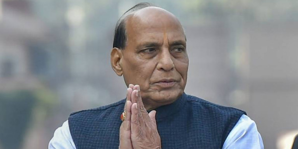 Resolution of Kashmir issue on cards…no power on earth can stop it: Rajnath Singh