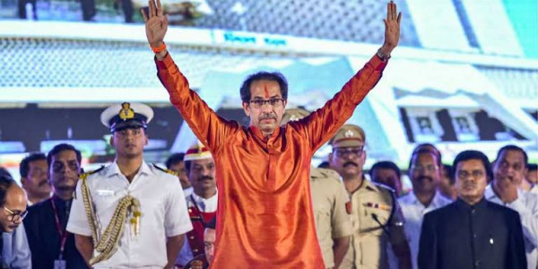 We Will Follow the Footsteps of Shivaji Maharaj: Uddhav Thackeray
