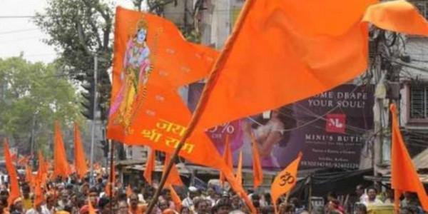 saint samaj will take decicion on ram temple in dharam sabha