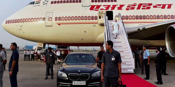 अपग्रेड होगा PM मोदी का विमान, लगेगा मिसाइल से बचने का सिस्टम