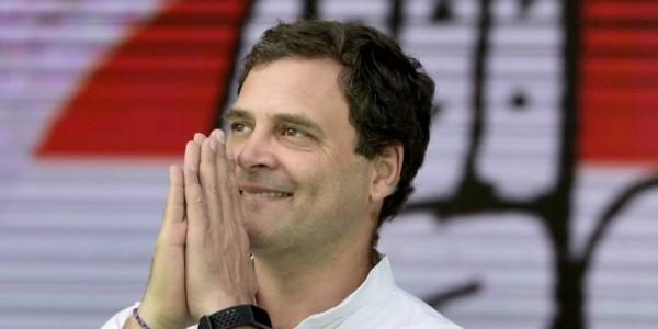 राहुल गांधी ने स्वीकारी हार, कहा- जनता के फैसले का करता हूं सम्मान