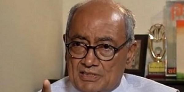 Madhya Pradesh: विधानसभा चुनाव में समन्वय की जिम्मेदारी संभालने वाले दिग्विजय का कद घटाया