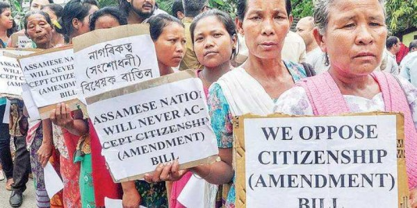 Debate: Professor Hiren Gohain, Let's Talk About Assam Again