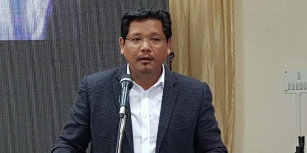Conrad Sangma admits illegal coal mining takes place