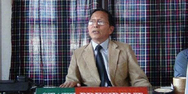 BJP to fight ensuing polls alone in Mizoram