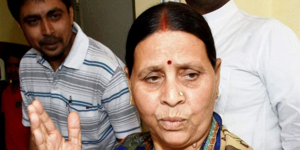 boils-on-flood-situation-in-bihar-rabri-devi-comments-rats-are-again-responsible