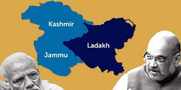 जम्मू-कश्मीर और लद्दाख के केंद्र शासित प्रदेश बनने पर सरकार का होम वर्क शुरू