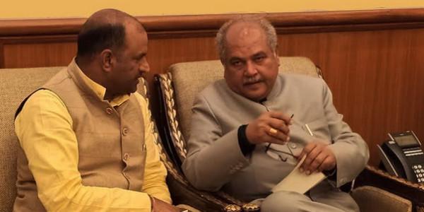 14वें वित्त आयोग की धनराशि को लेकर भाजपा ने किया हंगामा