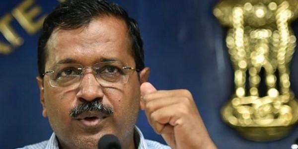दिल्ली में कानून व्यवस्था सुधारने के लिये केंद्र को पूरी मदद देंगे: केजरीवाल