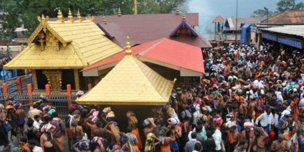 सबरीमाला: चार नवंबर तक के लिए मंदिर हुआ बंद, एक भी महिला नहीं कर पाई दर्शन