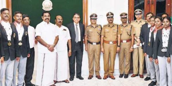 Tamil Nadu CM Palaniswami Inaugurates 14 godowns of Tamil Nadu CSS