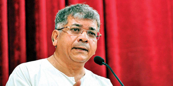 Prakash Ambedkar Gives An Ultimatum To The Congress On Coalition Talks