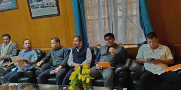 6 Meghalaya legislators form UPF