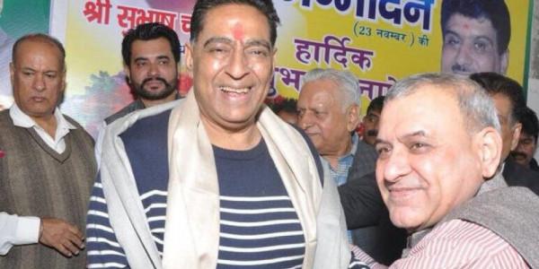 सुभाष चोपड़ा बने दिल्ली कांग्रेस के अध्यक्ष