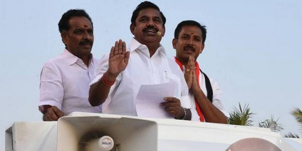 'DMK trying to win through dubious means'