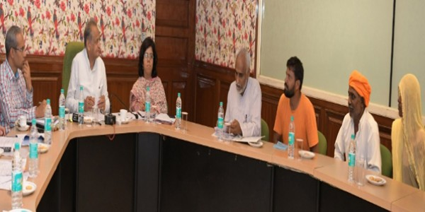सिलिकोसिस पीड़ितों के लिए नई नीति लाई जाएगी: मुख्यमंत्री