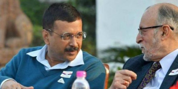 दिल्ली सरकार बनाम उपराज्यपाल के अधिकारों का मामला, SC के दो जजों में मतभेद