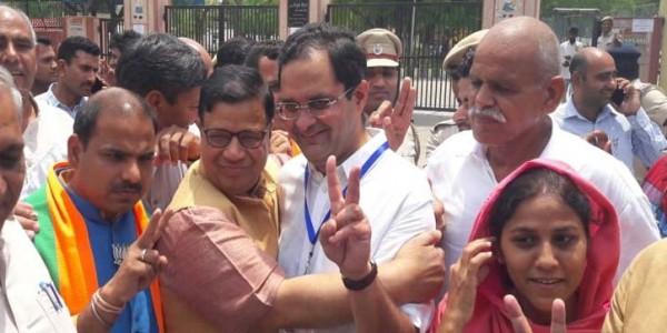 बृजेंद्र सिंह और इंद्रजीत को मिल सकती है मोदी मंत्रीमंडल में जगह, गुज्जर का कट सकता है नाम