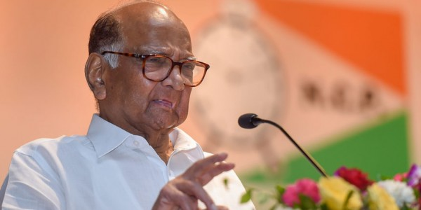 Manipulation of EVMs the only worrying factor, says Sharad Pawar