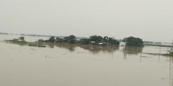बिहार में बाढ़ नियंत्रण के लिए नेपाल में बांध बनाने का प्रयास जारी : मंत्री
