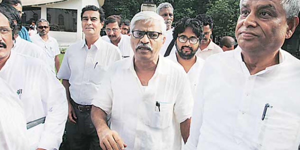 CPI(M) MLA down with dengue, hospitalised