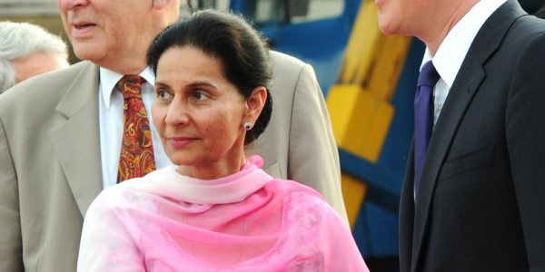 Preneet seeks farm debt waiver in LS