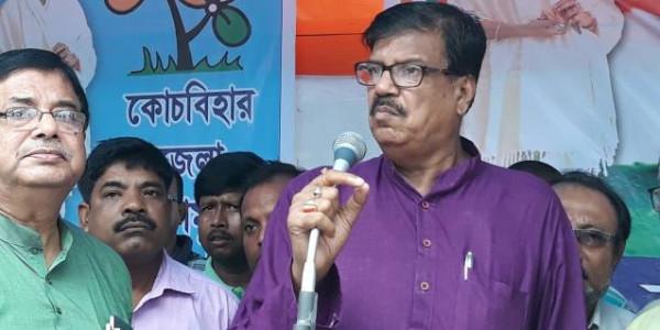दिलीप घोष को 24 घंटे सागरदीघी में खड़ा रखेंगे : रवींद्रनाथ घोष
