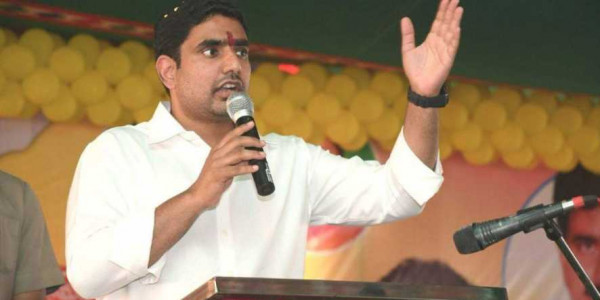 Firms evince interest to invest in Andhra Pradesh: IT Minister Nara Lokesh