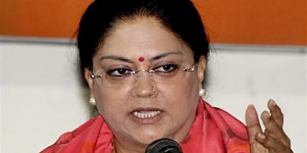 Vasundhara Raje emerges as top contender for Rajasthan BJP chief's post