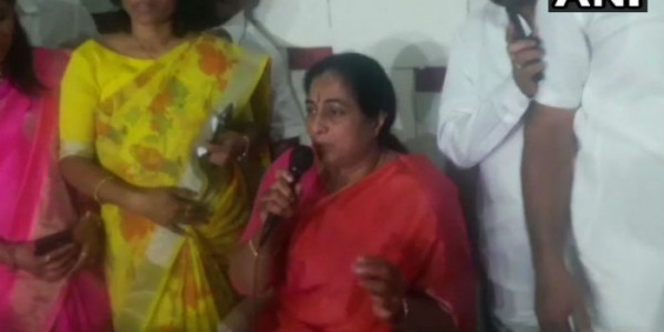 Telangana Leader Padmini Reddy Leaves Cong For BJP in Morning, Returns to Party in Evening